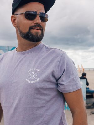 Mens apparel - Don't worry be a kitesurfer