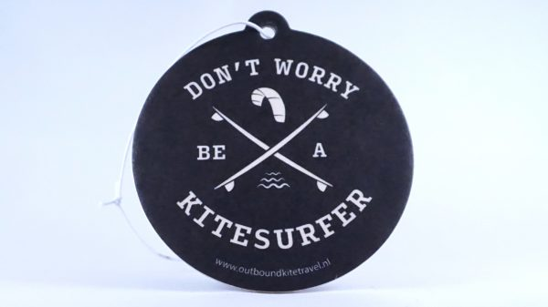 Airfreshener - Don't worry be a kitesurfer